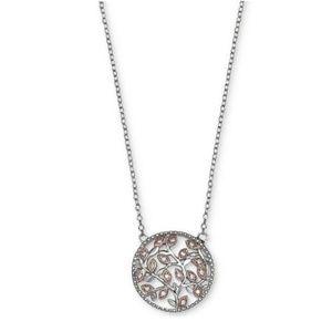 Giani Bernini Rose Gold Necklace